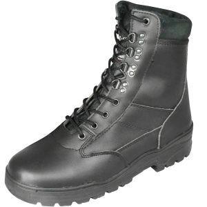 Mil-Com All Leather Patrol Militärstiefel