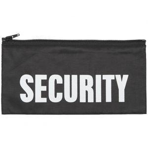 Mil-Tec Reißverschluss-Patch für Rückseite mit Schriftzug Security