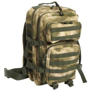 Mil-Tec US Assault Pack Large Einsatzrucksack mit MOLLE-Befestigungssystem MIL-TACS FG