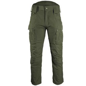 Mil-Tec Assault Softshell-Hose Ranger Green