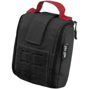 Mil-Tec IFAK-Tasche für Erste-Hilfe-Ausrüstung 25-teilig lasergeschnitten Schwarz