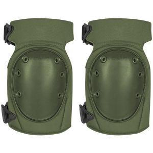 Alta Industries AltaCONTOUR LC Knieschützer mit AltaLOK-Verschlusssystem Olive Green