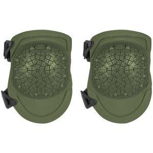 Alta Industries AltaFLEX 360 Knieschützer mit Vibram-Kappen und AltaLOK-Verschlusssystem Olive Green