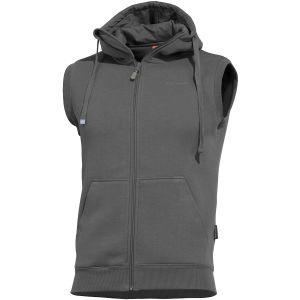 Pentagon Thespis Sweater-Weste Wolf Grey