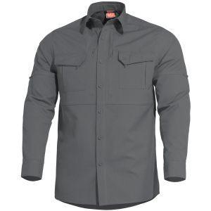 Pentagon Plato Taktisches Hemd Wolf Grey
