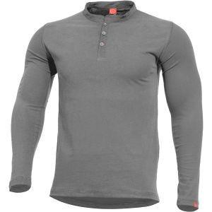 Pentagon Romeo Henley-Shirt Wolf Gray
