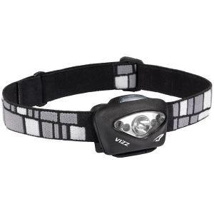 Princeton Tec Vizz LED-Stirnlampe schwarzes Gehäuse