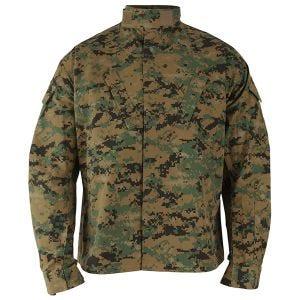 Propper ACU-Jacke aus Baumwoll-Polyester-Ripstop Digital Woodland