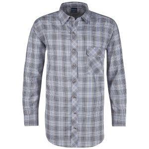 Propper Covert Langärmliges Hemd mit Knopfleiste Ocean Blue Plaid