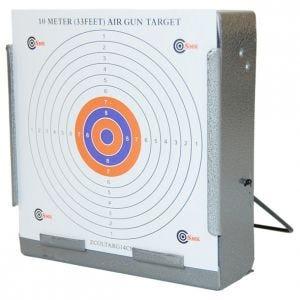 SMK Zielscheibenhalter mit Kugelfang 14 x 14 cm