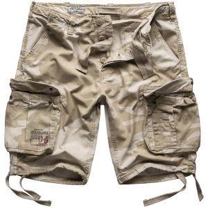 Surplus Airborne Shorts im Vintage-Stil Desert Storm