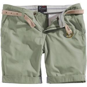 Surplus Chino Shorts Light Oliv