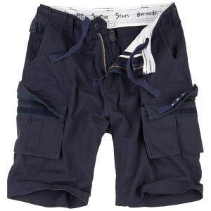 Surplus Stars Bermuda-Shorts Dunkelblau
