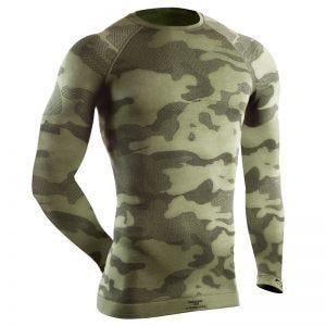Tervel Optiline Taktisches Langarm-Shirt Military/Grau