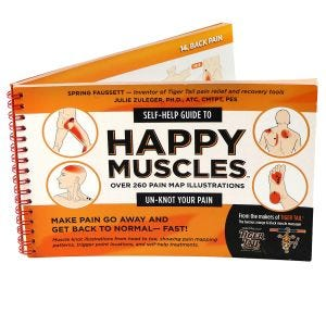 Tiger Tail The Happy Muscles Guide Book Massagebuch