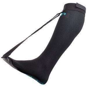 Ultimate Performance Socken gegen Plantarfasziitis Schwarz