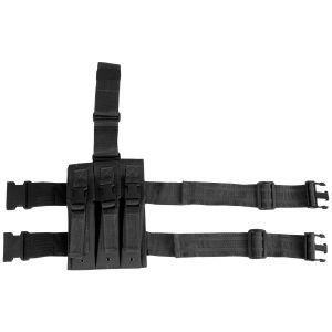 Viper Drop-Magazintasche für MP5 Schwarz