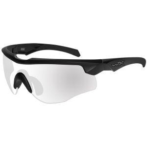 Wiley X WX Rogue COMM Brille - Gläser in Klar / Gestell in Mattschwarz