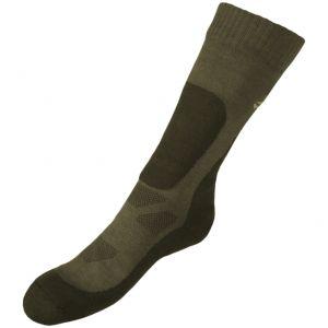 Wisport 4 Seasons Trekking-Socken Oliv