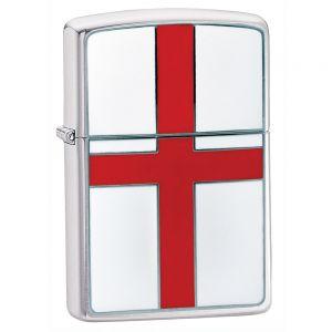 Zippo English Flag Feuerzeug mit englischer Flagge