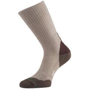 1000 Mile Fusion Walking Socken Sandstone