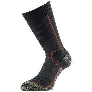 1000 Mile Ultra Performance Walk Socken Schwarz