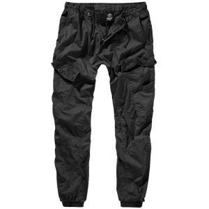 Brandit Ray Vintage Trousers Black