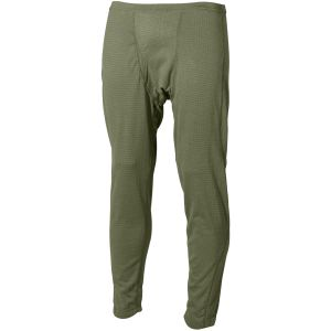 MFH US Level II Gen III Lange Unterhose OD Green
