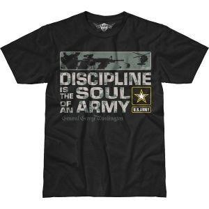 7.62 Design Army Discipline Battlespace T-Shirt Schwarz