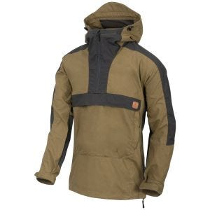 Helikon Woodsman Anorak Jacket Coyote / Ash Grey