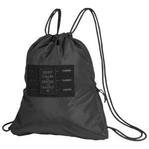 Mil-Tec Sports Bag HexTac Black