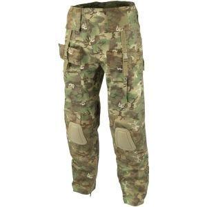 Mil-Tec Warrior Hose mit Knieschutz Arid Woodland
