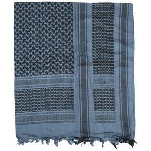 Mil-Tec Shemagh Scarf Blue / Black