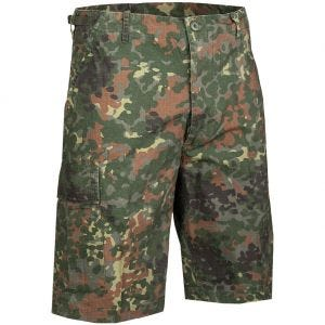 Mil-Tec US Bermuda-Shorts Fleckatrn