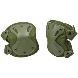 Mil-Tec Protect Knieschoner Oliv