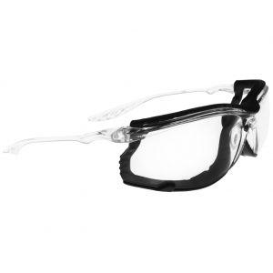 Swiss Eye Sandstorm Sonnenbrille mit Gestell in Transparent / Gläser in Klar