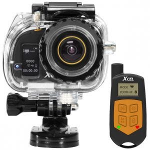 Xcel HD2 Sport Edition Kamera Schwarz