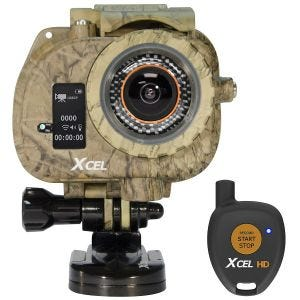 Xcel HD Hunting Edition Kamera Carbon