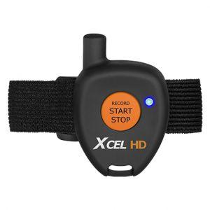 Xcel Fernbedienung mit Klettverschlussriemen für Action-Cams Schwarz