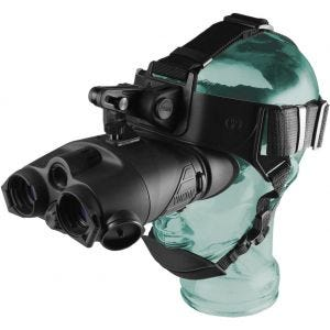 Yukon Advanced Optics Tracker NV 1x24 Nachtsichtbrille Schwarz