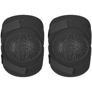 Alta Industries AltaFLEX 360 Ellbogenschützer mit Vibram-Kappen und AltaGRIP-Klettverschluss Schwarz