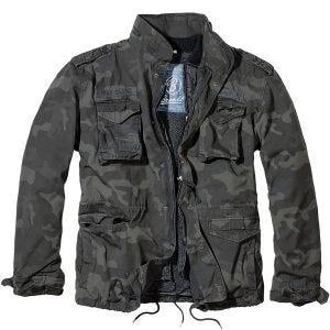 Brandit M-65 Giant Jacke Dark Camo