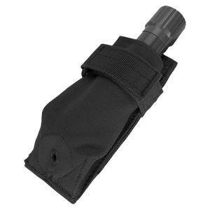 Condor Aufbewahrungstasche für Taschenlampe Schwarz