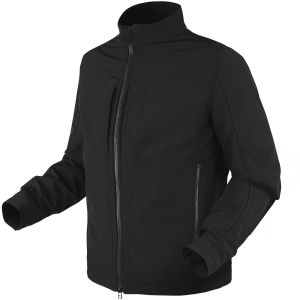 Condor Intrepid Softshelljacke Schwarz
