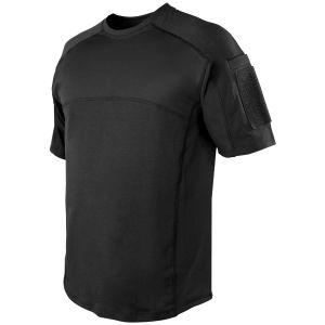 Condor Trident Einsatz-T-Shirt Schwarz