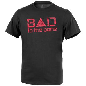 Direct Action Bad to the Bone T-shirt Black