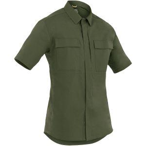 First Tactical Specialist Herren BDU-Hemd kurzärmelig OD Green