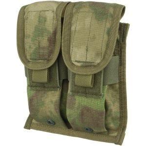 Flyye Ver. FE Doppel-Magazintasche für M4/M16 MOLLE-Befestigungssystem A-TACS FG