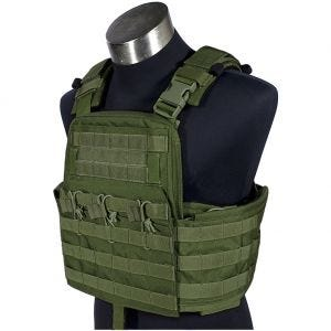 Flyye Field Compact Plattenträger Olive Drab