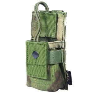 Flyye Short Tasche für Handfunkgerät MOLLE-Befestigungssystem A-TACS FG